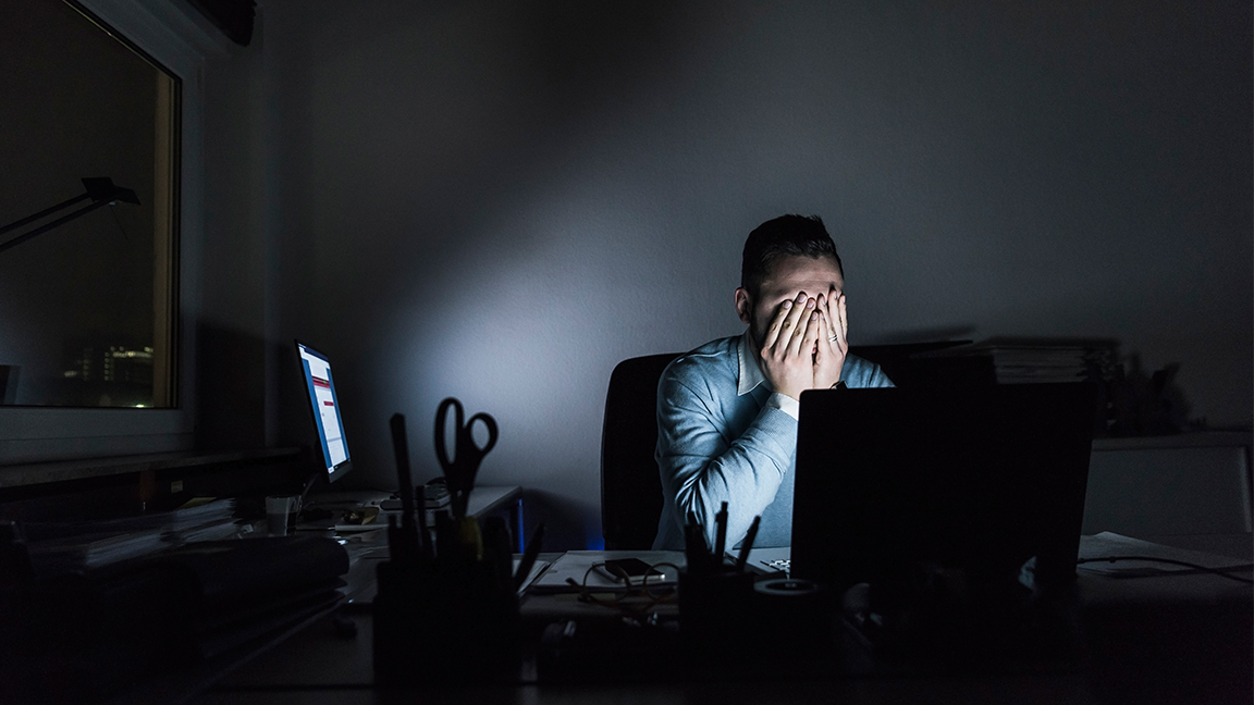 Don't Freak Out, But Stress Is Shrinking Your Brain