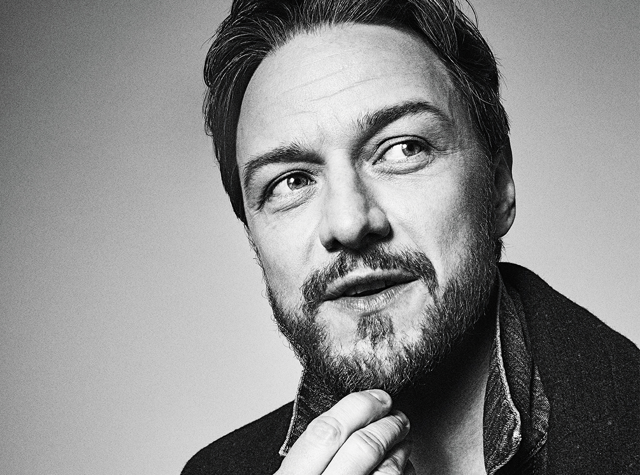 James McAvoy Cover Story: The Hero With a Thousand Faces