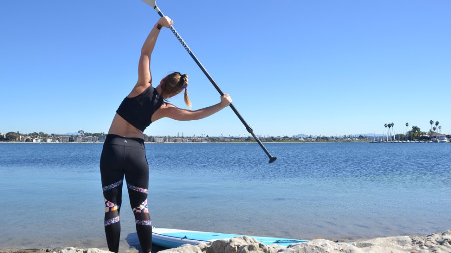 Five Stretches To Do Before Every Paddle Session