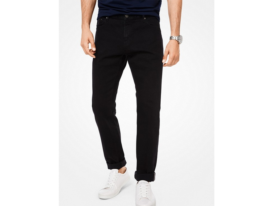 Parker Slim-Fit Selvedge Jeans, Michael Kors