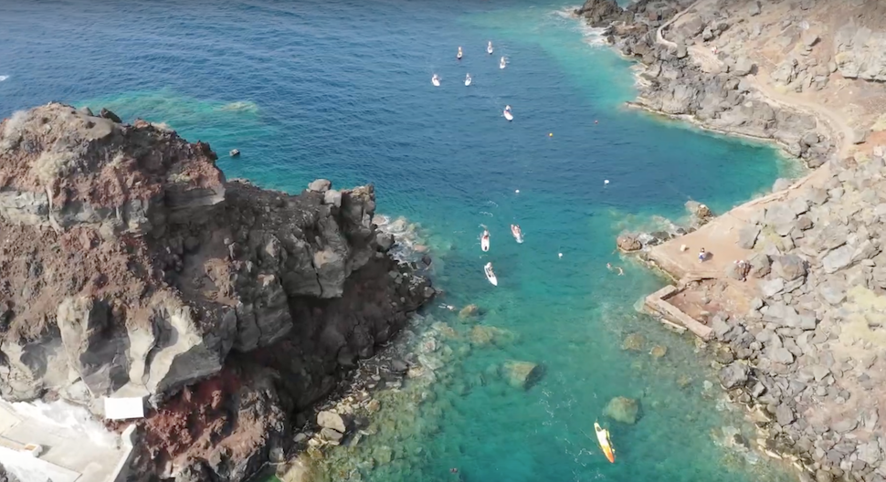 This SUP Festival on a Greek Island Looks Amazing
