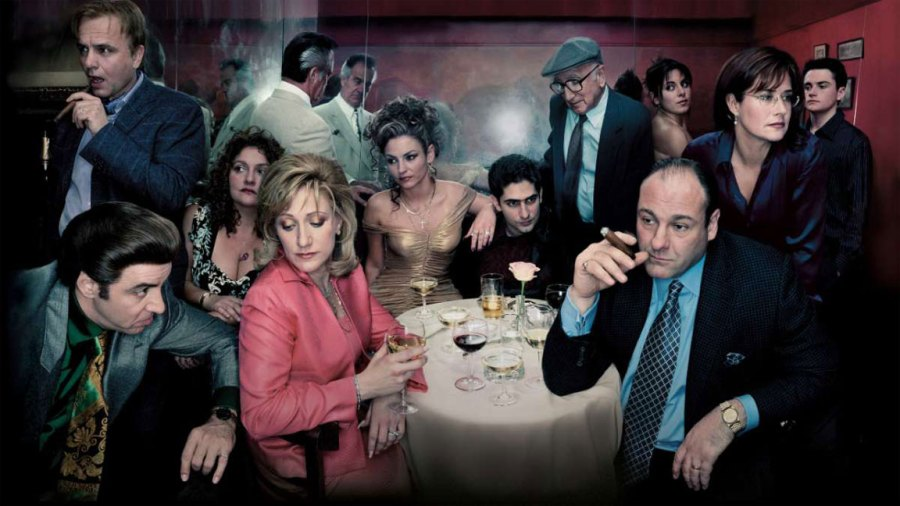 The Sopranos / HBO
