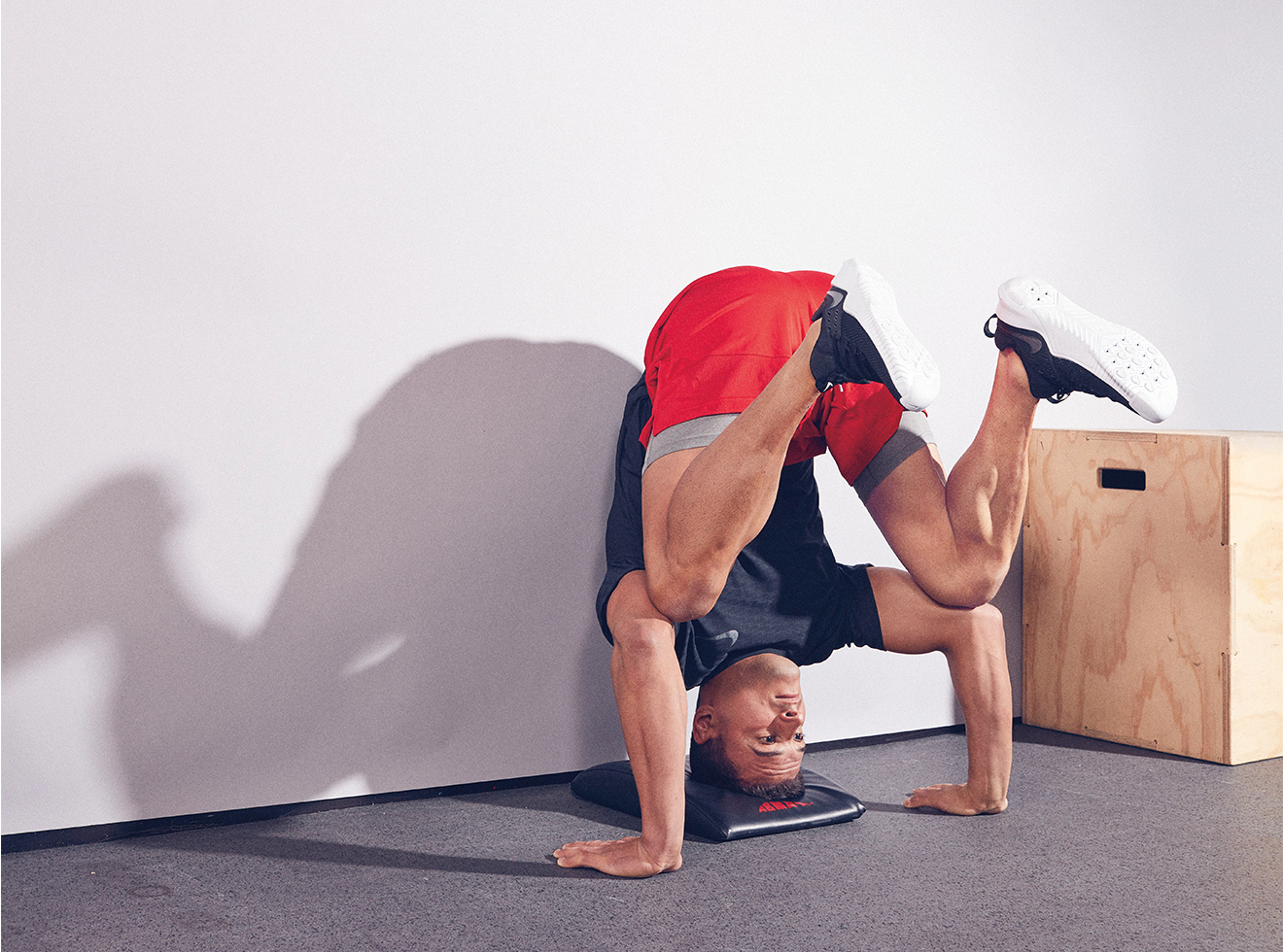 Handstand Pushup - Tripod