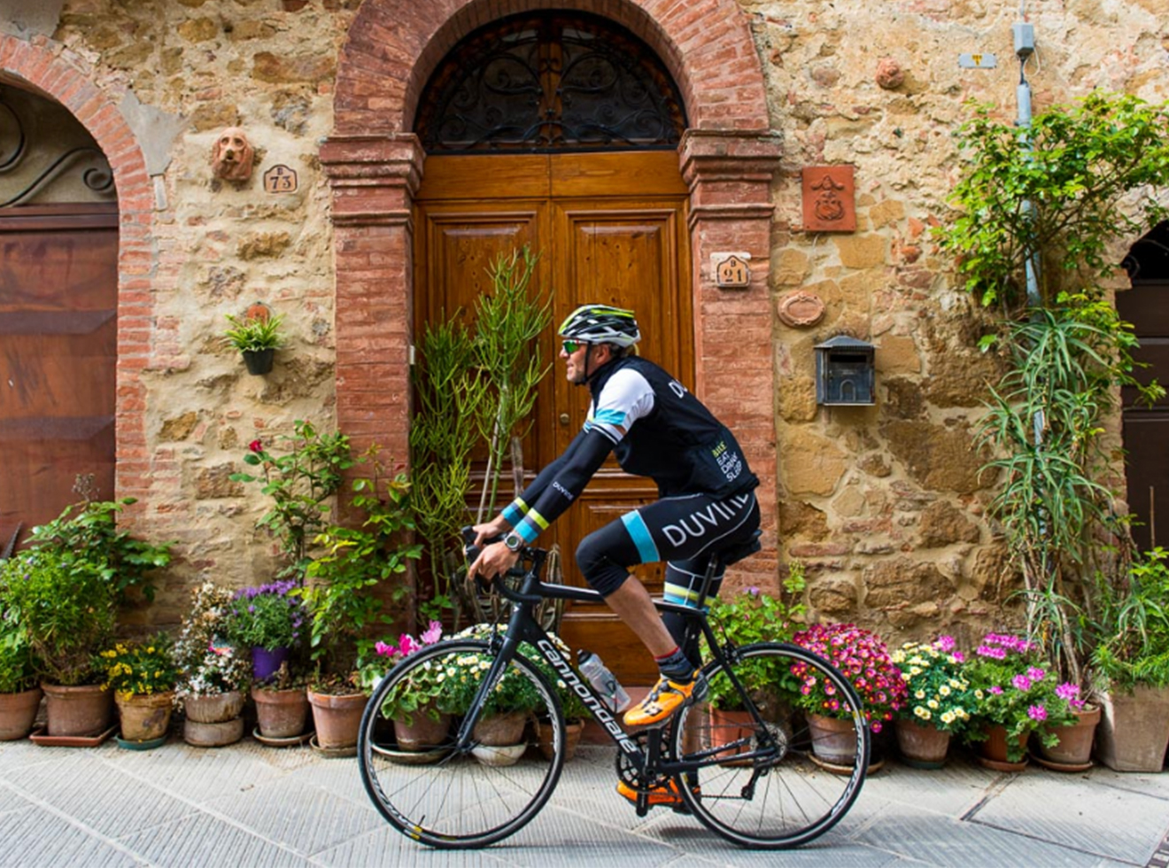Tuscany Harvest Bike Tour