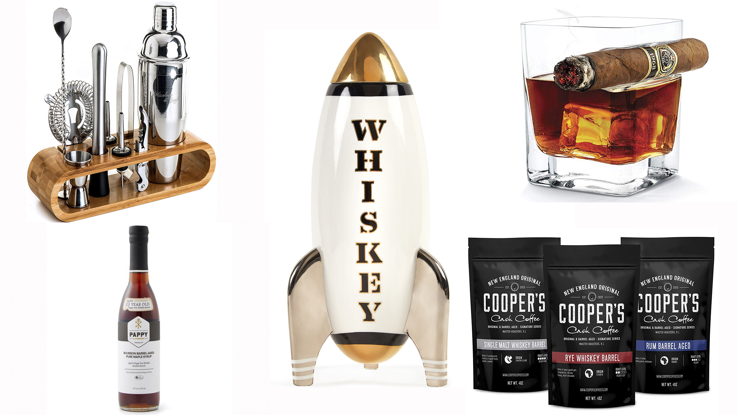 15 Amazing Gifts For the Whiskey Lover on Valentine's Day