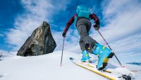 The hottest trend in winter sports? Skiing uphill. It's a workout that rewards you with miles of fresh tracks. Here's how to prepare your legs, core, and lungs.