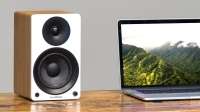 "Fluance Ai40 Powered 5"" Bookshelf Speakers"