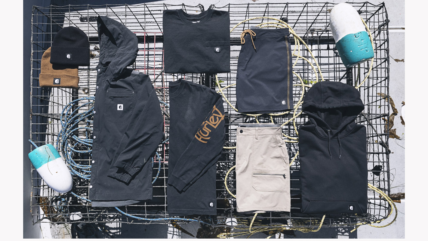 Hurley x Carhartt Collaborate on New Water-Inspired Line of Gear