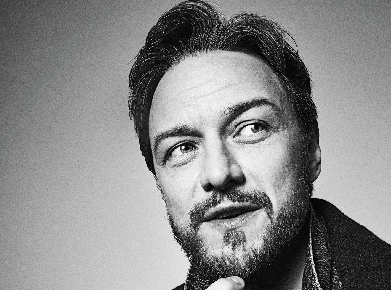 James McAvoy - February 2019 cover Men's Journal