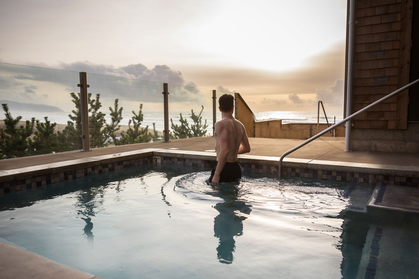 Tidepools Spa & Wellness at Headlands Lodge in Oregon