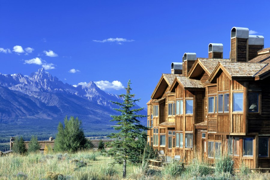 Spring Creek Ranch, Jackson Hole, Wyoming