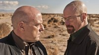 Breaking Bad, Dean Norris and Bryan Cranston as Hank Schrader and Walter White