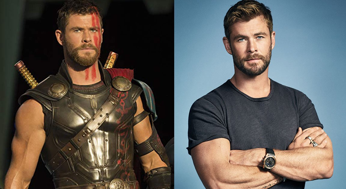 """See If You Can Make it Through Chris Hemsworth's """"Devil's Workout"""""""