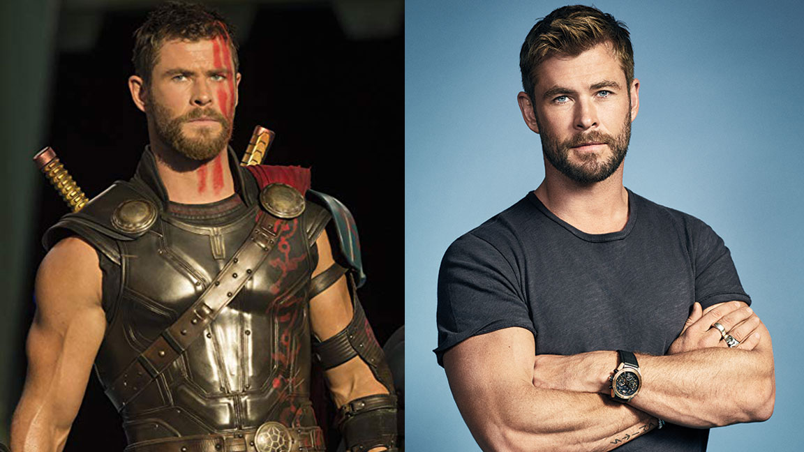 """Try the Insane HIIT Circuit Chris Hemsworth's Trainer Calls the """"Devil's Workout"""""""