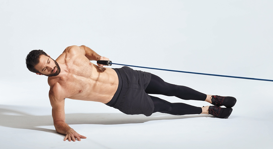 The Total-Body Workout That'll Help You Get Killer Abs