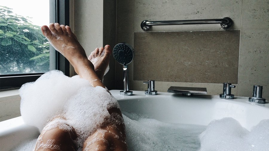 To Get Fitter, Take a Long Bath
