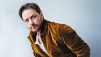How to Get James McAvoy's Textured Hairstyle and Beard