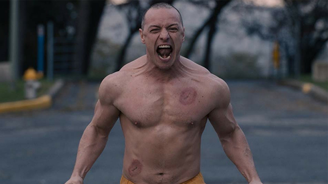 James McAvoy Used This Killer Workout to Get in Shape for 'Glass'