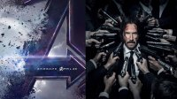 John Wick 3 and Avengers Endgame