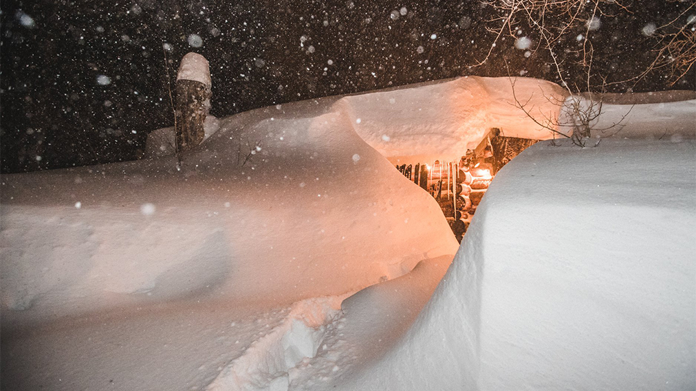 The Sierra Nevadas Have Received 8 Feet and Counting Since Saturday