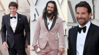Jason Momoa, Bradley Cooper and Alex Honnold Attend the 2019 Academy Awards