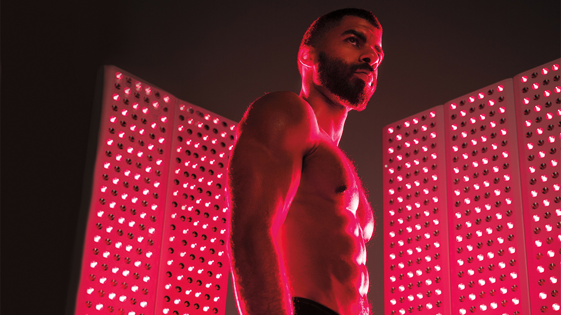 how red light therapy can help you recover faster and
