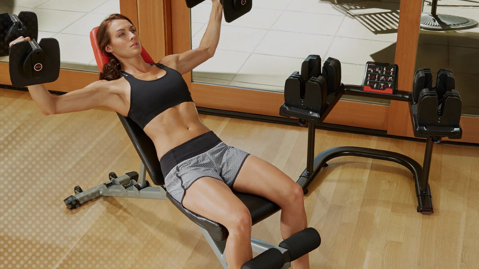 Get a Sweet Deal on This Killer Bowflex Bundle Now