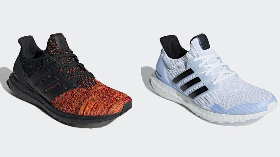 Game of Thrones Ultra Boosts Adidas
