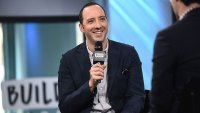 Tony Hale attends the Build Series to discuss the HBO show 'Veep' at Build Studio on April 20, 2017 in New York City. (Photo by Daniel Zuchnik/WireImage)