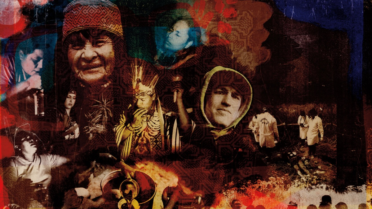 Blurred Vision: A Shaman's Murder Exposes the Dark Side of