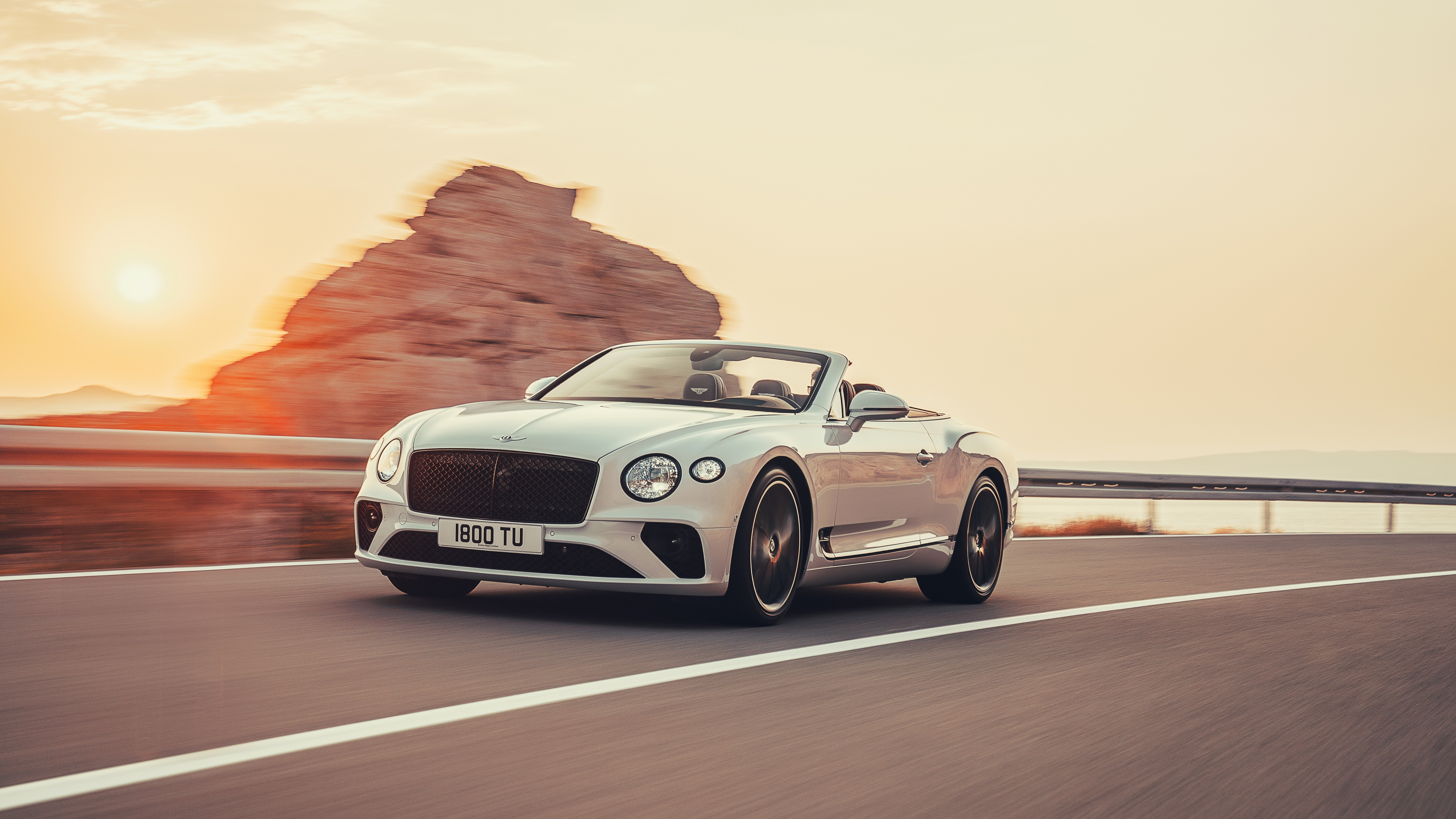 What It's Like to Drive the New Bentley Continental GT Convertible