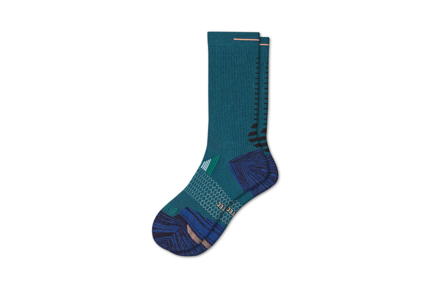 Bombas Performance Running Calf Sock