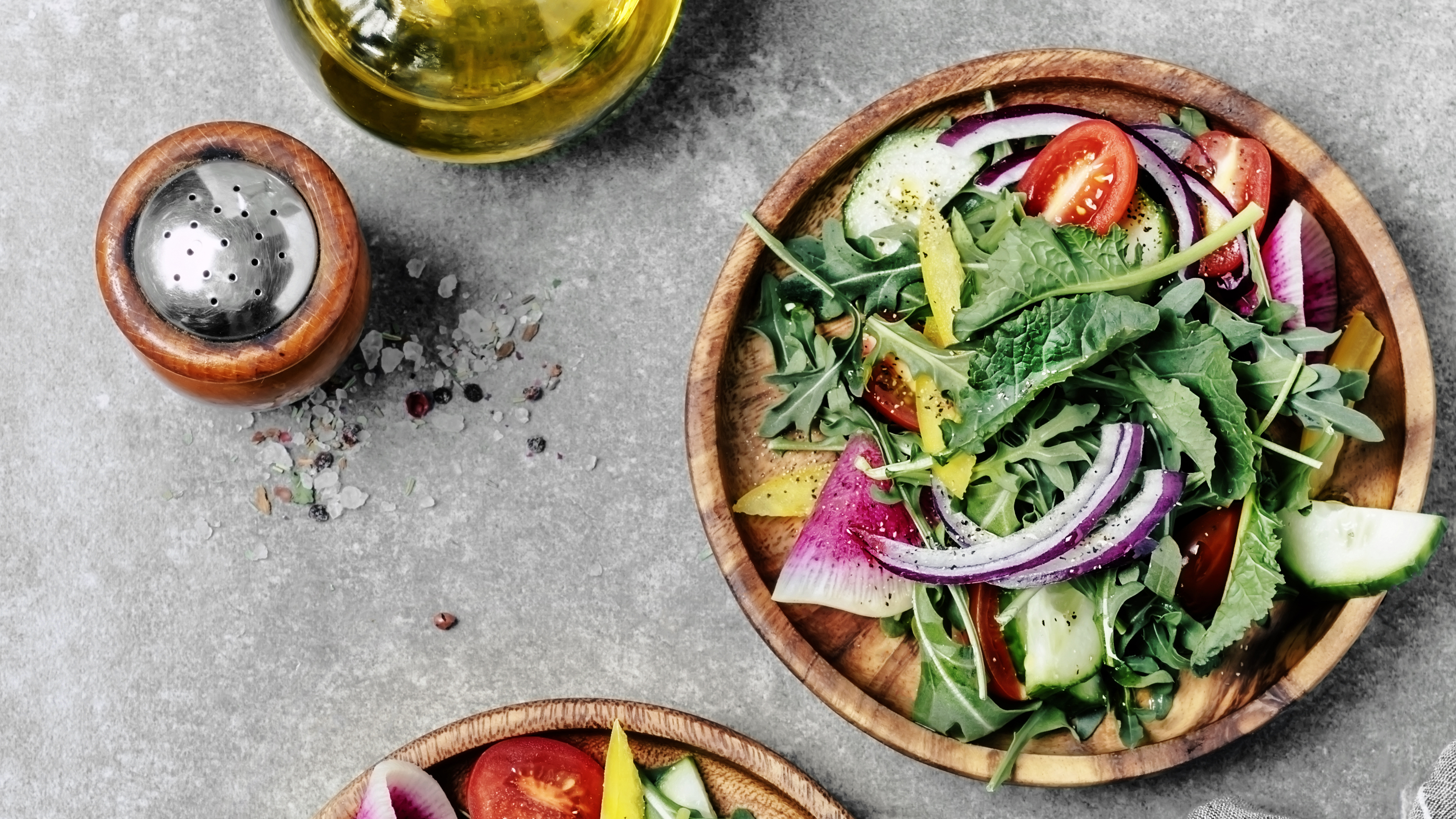Need Another Reason to Eat a Salad? It Can Help Your Memory