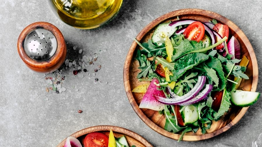 salad health benefits to memory