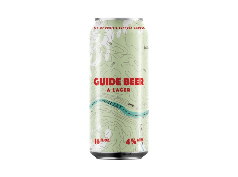 Guide Beer: A Lager, SweetWater Brewing Co.