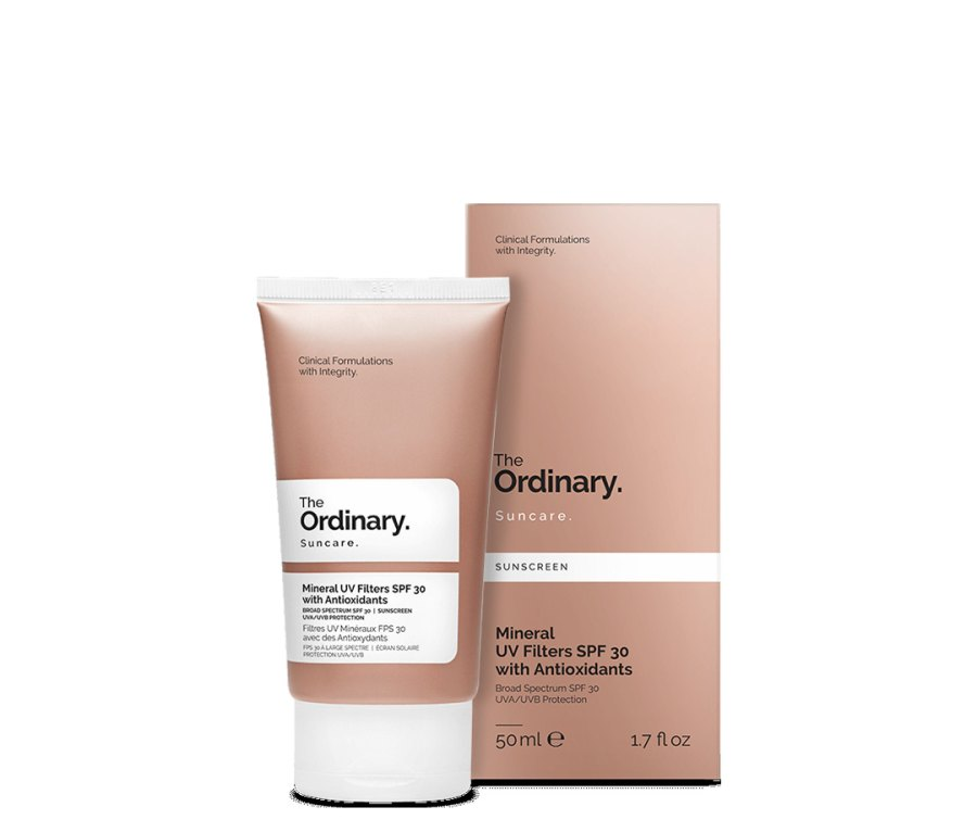 The Ordinary Antioxidant Moisturizer SPF 30