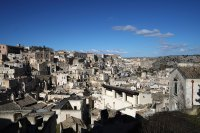 General scenes of Matera, a city in Southern Italy which is the 2019 European Capital of Culture on February 13, 2019 in Matera, Italy. (Photo by Vittorio Zunino Celotto/Getty Images)