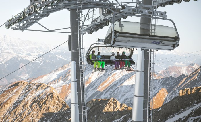 5 Characters You'll Come Across On a Ski Lift