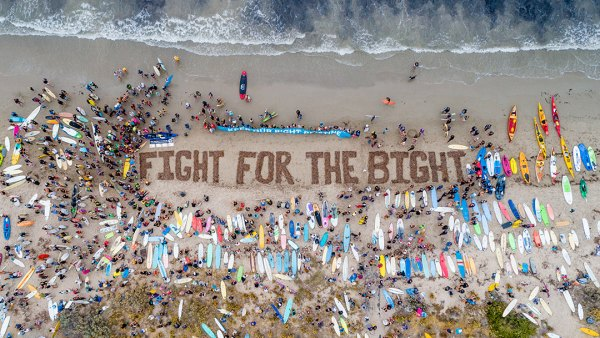 Fight for the Bight Che Corley