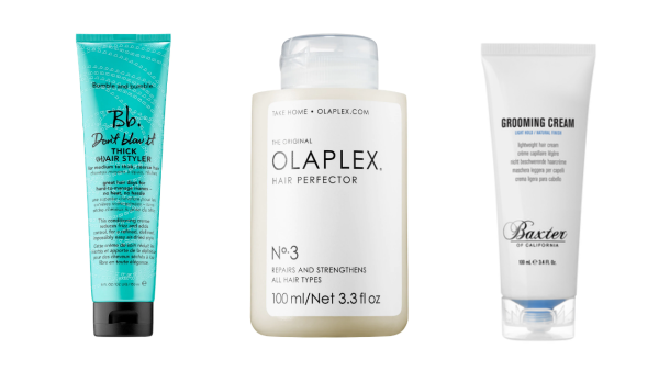 thick hair products