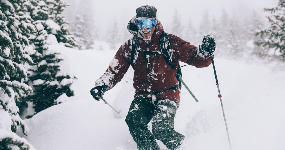 Ditch Your Generic Skis and Get Yourself Some Custom Skis