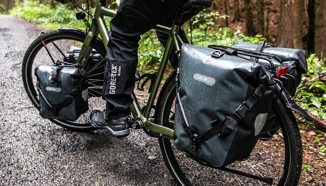The Best Bike Panniers to Haul Your Gear While Riding