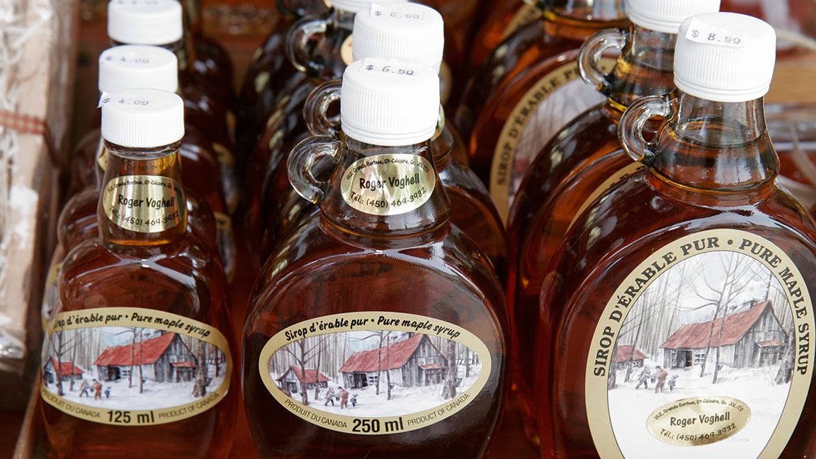 Pour on the Sap: Why Maple Syrup Makes a Great Midrace Food