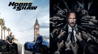 John Wick / Hobbs and Shaw / Lionsgate / Universal - Most Anticipated Movies