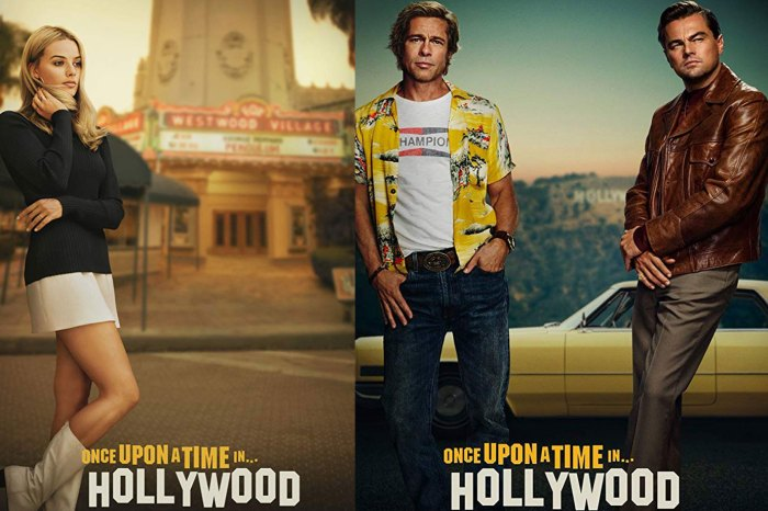 Once Upon a Time in Hollywood / Sony