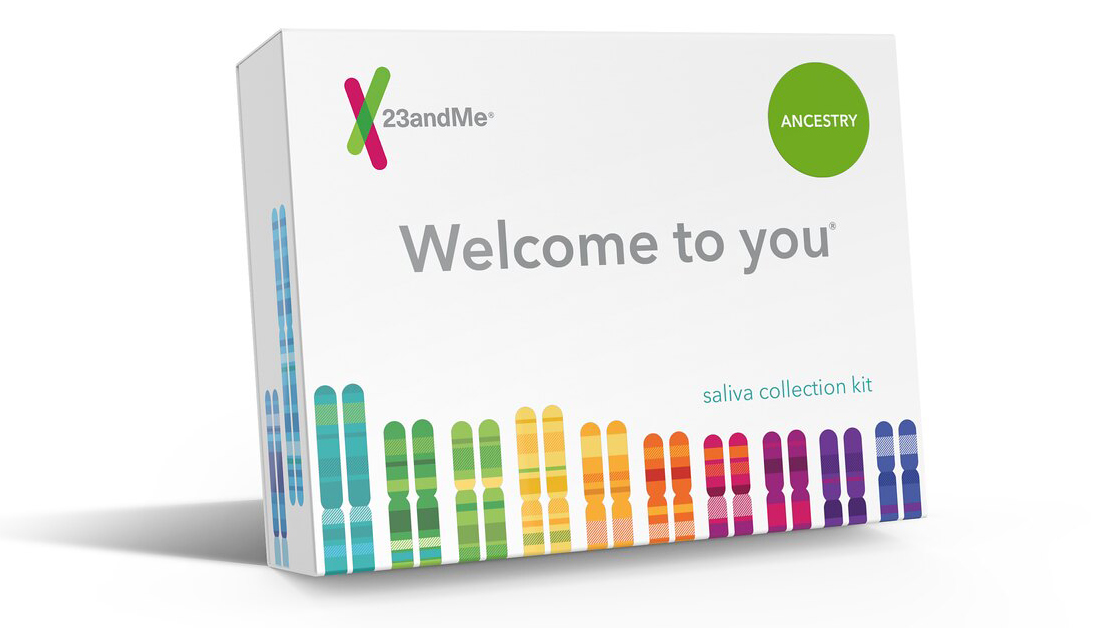 Mother's Day, Done: Get Mom a 23andMe DNA Kit for $30 Off