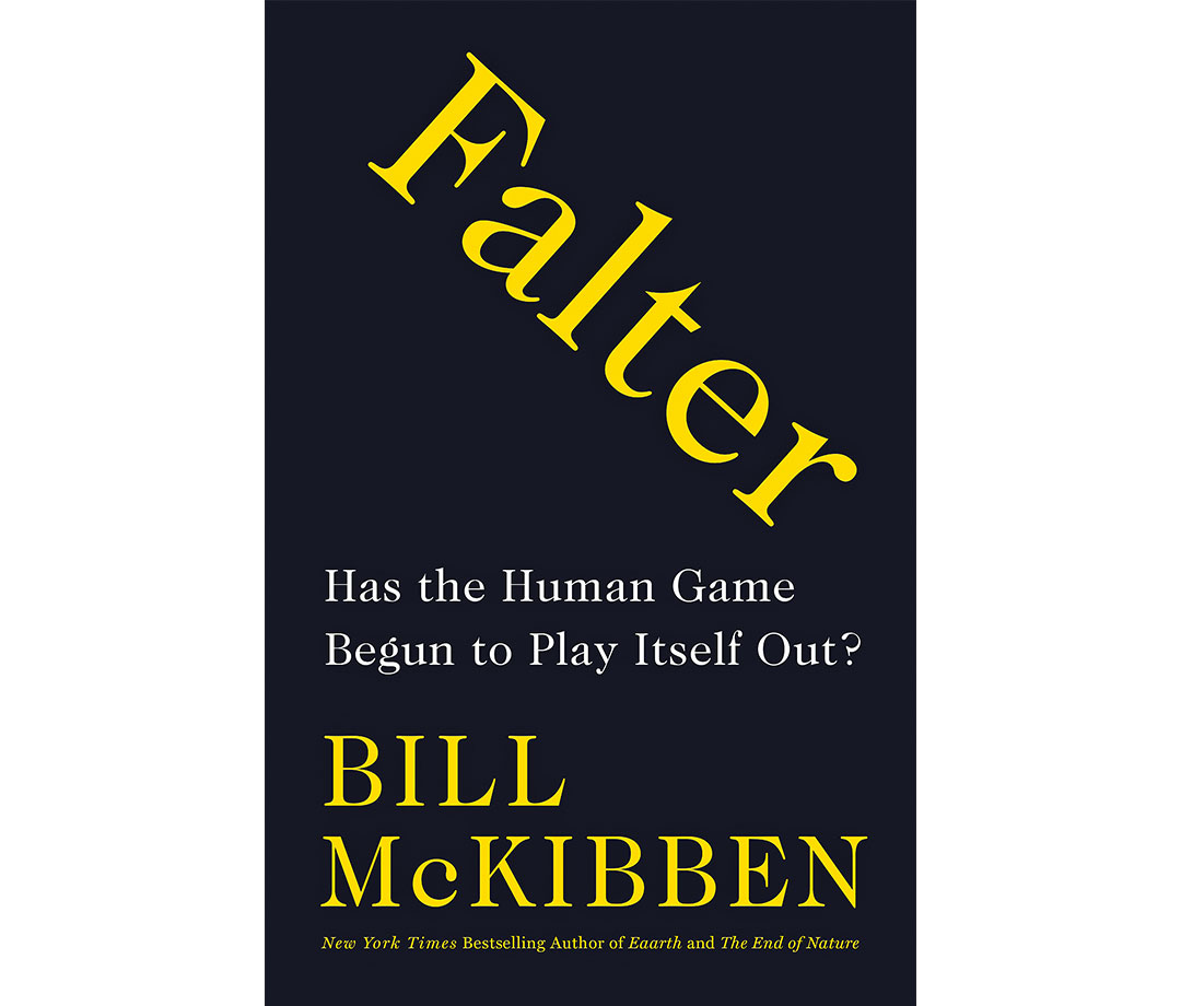 Bill Mckibben Book