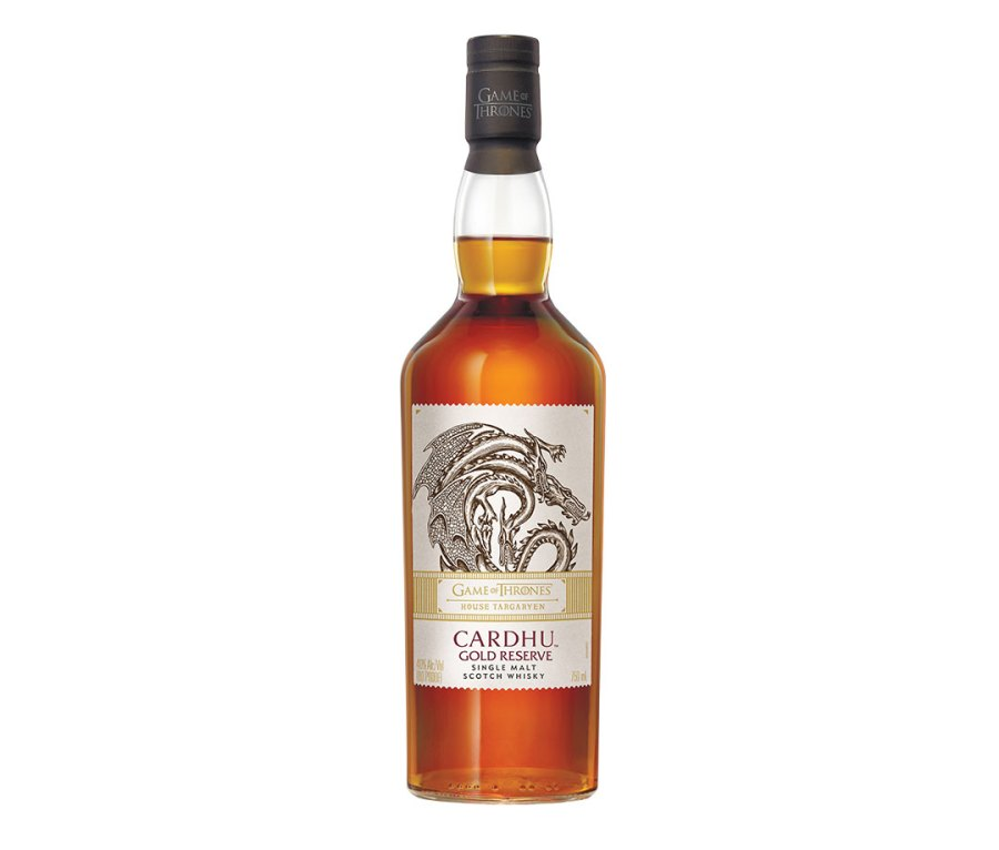 Game Of Thrones Booze Guide - cardhu