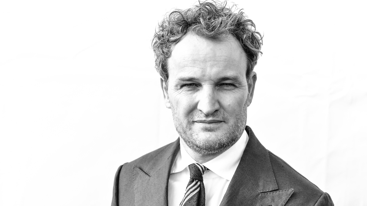 What Works for Me: Jason Clarke Talks Fitness, Racing Cars, and More