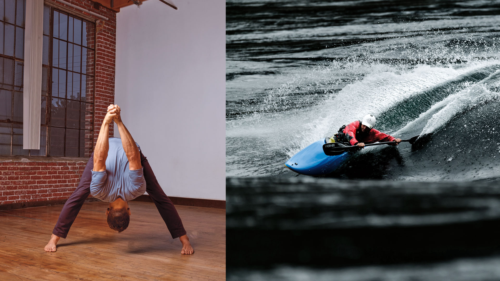 Yoga Stretches For Kayaking